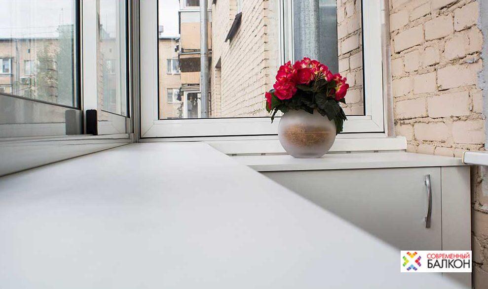 Алюминиевое остекление балконов алюминиевым профилем: остекл.
