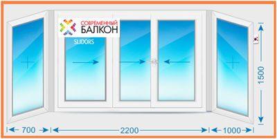 Остекление балконов и лоджий цены на пластиковые и алюминиев.