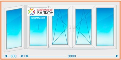 Остекление балконов и лоджий в доме п44 низкие цены в москве.