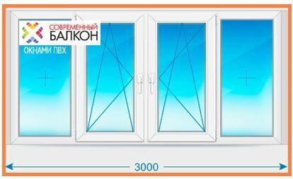Остекление балконов в доме ii-57 низкие цены в москве, недор.