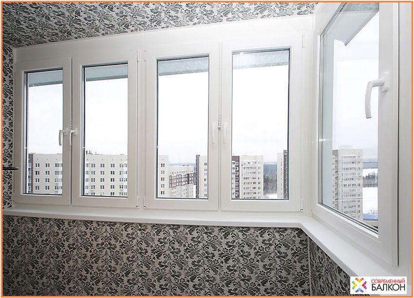 Отделка балконов и лоджий - заказать недорого, цена от 450 р.